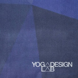 Saltea Commuter Yoga Design Lab 1,5 mm Geo Blue