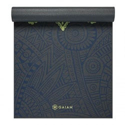 Saltea Yoga Gaiam Premium 6 mm Sundial Layers