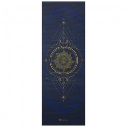 Saltea Yoga Gaiam Reversibila 6 mm Sun & Moon