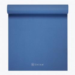 Saltea Yoga Gaiam Clasic 5 mm Bleu