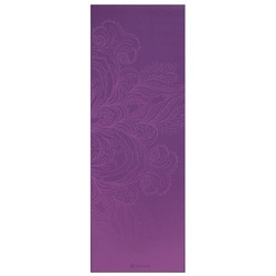 Saltea Yoga Gaiam 4 mm Fading Flower