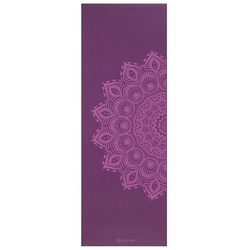 Saltea Yoga Gaiam Premium 6 mm Purple Mandala