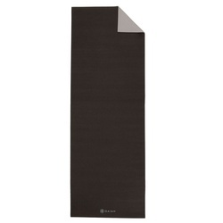 Saltea Yoga Gaiam Reversibila 6 mm Granite Storm