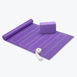 Kit Yoga Gaiam Basic Mov