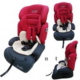 Auto sedište za decu Jungle Avanti Red 9-36kg images