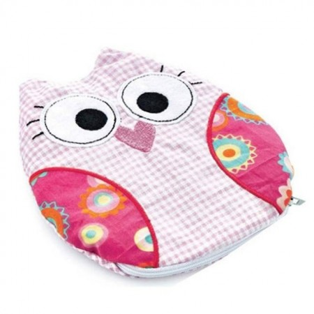 BabyJem jastuk termofor Pink Sovica images
