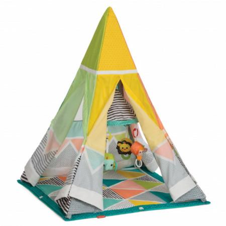 Slika Infantino Šator i podloga za igru Grow with Me Playtime TeePee