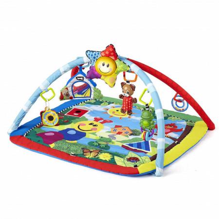 Slika Kids II Podloga za igru Caterpillar & Friends sa muzikom i svetlom 90575