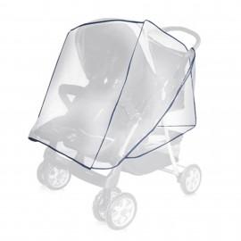 Slika Kišna kabanica za blizanačka kolica