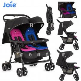 Slika Kolica za blizance Joie Aire Pink & Blue