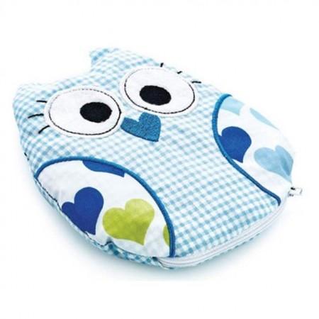 BabyJem jastuk termofor Plava Sovica images