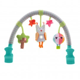 Slika Muzička igračka za kolica za bebe Taf Toys Sova