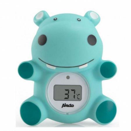 Alecto termometar za kupanje i sobu Hippo BC-11