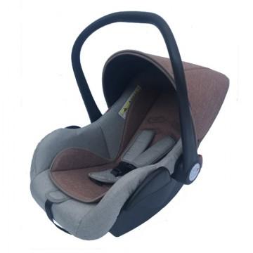 Slika Auto sedište i nosiljka za bebe Pegolini Play Grey Beige 0m+