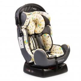 Slika Auto sedište za decu Cangaroo Guardian Grey 0-25kg