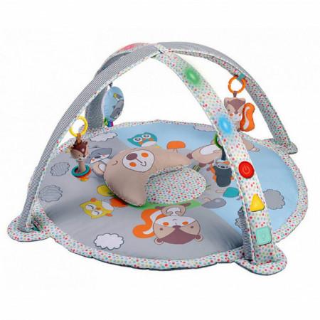 Slika Bebi podloga za igru sa igračkama i svetlima