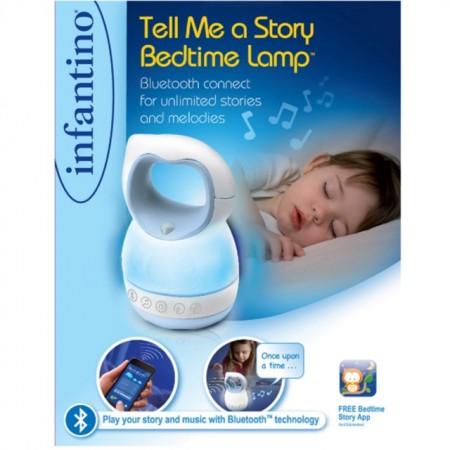Infantino Muzička noćna lampa sa pričom za decu Tell Me a Story images