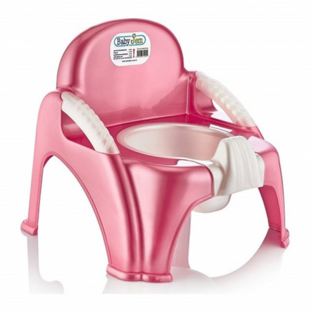 BabyJem Noša Potty Pink