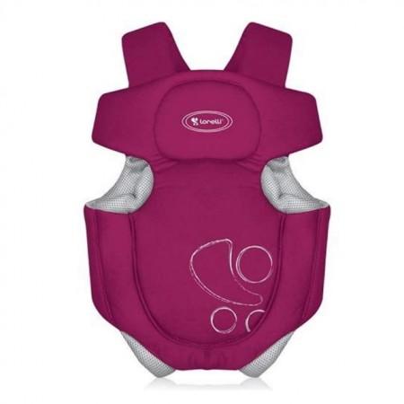 Slika Kengur nosiljka za bebe Lorelli Traveller Red