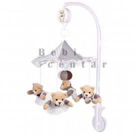 Slika Canpol baby muzička vrteška za krevetac za decu Mede 2/374