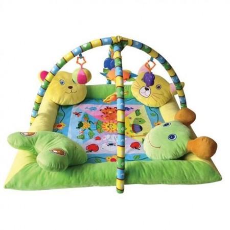 Lorelli Podloga za igru Play Gym sa 4 jastučeta 88 x 88