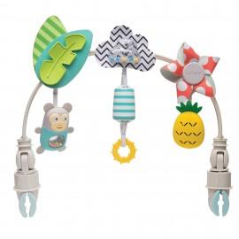 Muzička igračka za kolica za bebe Taf Toys Tropical Orchestra