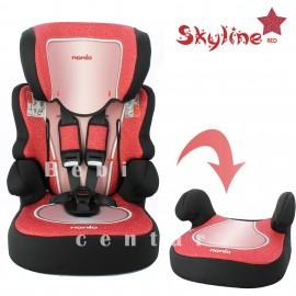 Slika Nania auto sedište za decu Beline Skyline Red