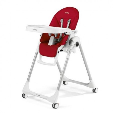 Peg Perego stolica za hranjenje Prima Pappa Follow Me Fragola