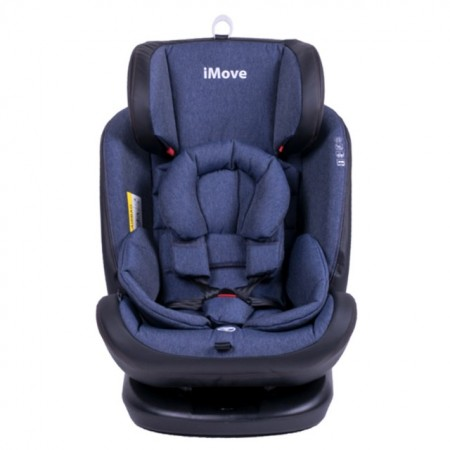 Slika Auto sedište I-Move Isofix Blue 0-36kg