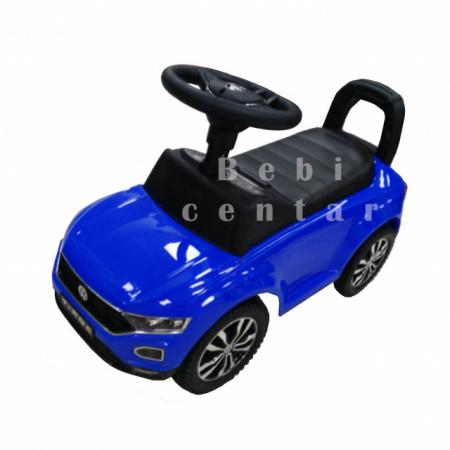 Slika Guralica Auto T-Roc Plavi