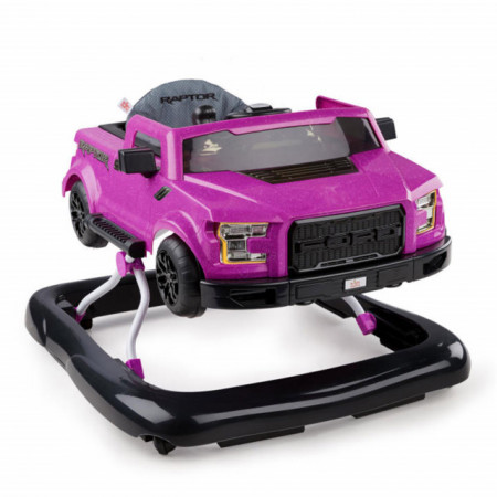 Slika Kids II Dubak Bright Starts Ford F-150 Raptor 3 Ways to Play Magenta 11584