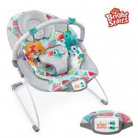Slika Muzička ležaljka za bebe sa vibracijom Kids II Bright Starts Toucan Tango 10589