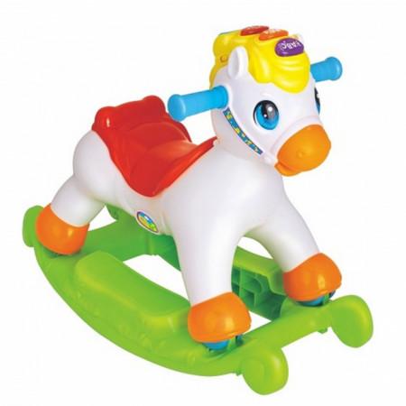 Slika Hola Igračka za ljuljanje Pony 2 u 1