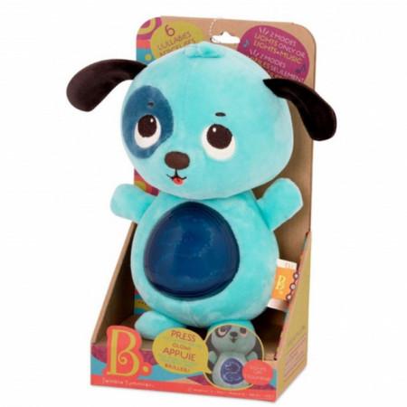 Slika Igračka za bebe sa muzikom i svetlom Kuca