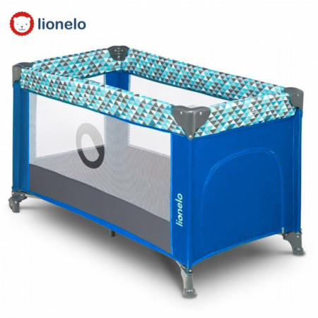 Lionelo Krevetac Stefi Blue Mosaic