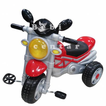 Slika Tricikl za decu Motor Red