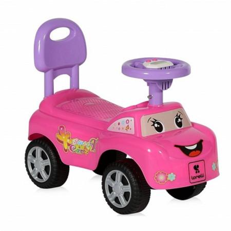 Slika Guralica Ride-On Auto My Friend Pink