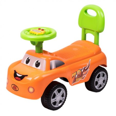 Slika Guralica za decu Mini Cars Orange