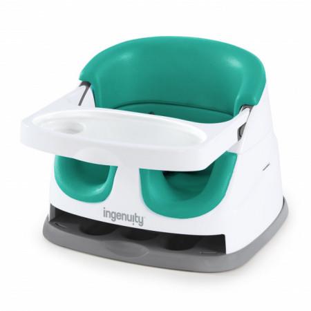 Kids II Ingenuity Booster hranilica Ultramarine Green 11574