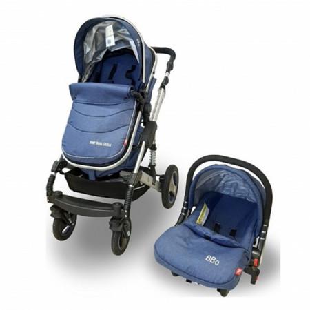 Kolica za bebe GS-T106 BBO MATRIX SET PLAVA
