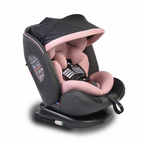 Slika Cangaroo Auto sedište Pilot Isofix 0-36kg Pink