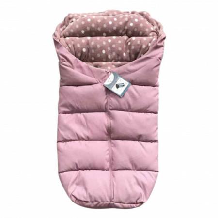 Cangaroo univerzalna vreća muf Cuddle Pink