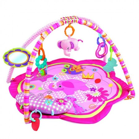 Slika Fitch Baby Podloga za igru Pink Elephant 27287