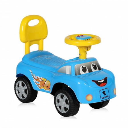 Lorelli Guralica Ride-On Auto My Friend Blue