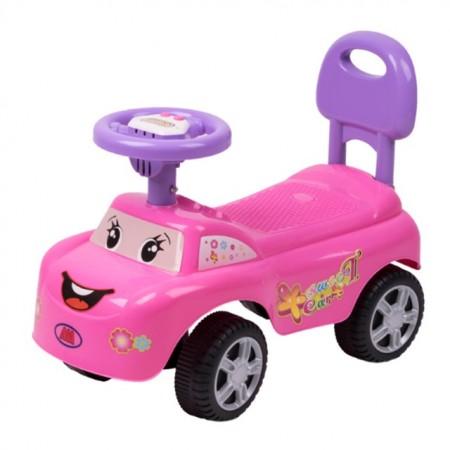 Slika Guralica za decu Mini Cars Pink