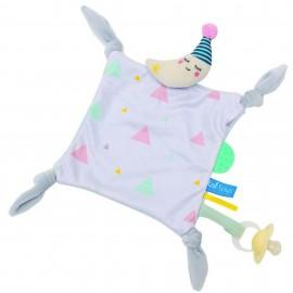 Slika Plišana igračka i ćebence za bebe Taf Toys Moon