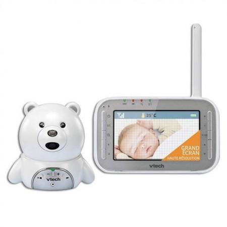 Slika VTech Bebi Alarm Video LCD i kamera Meda BM4200