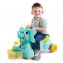 B Kids Igračka za prohodavanje sa zvukom i svetlom Slon