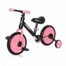 Bicikl Balance Bike ENERGY 2 u 1 Black & Pink
