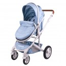 Jungle Kolica Comfort 2 u 1 Blue